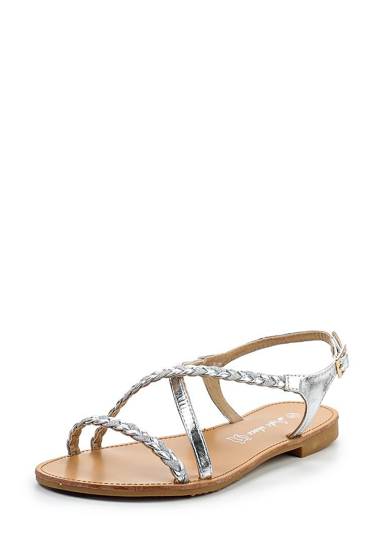 Женские сандалии Style Shoes F57-260