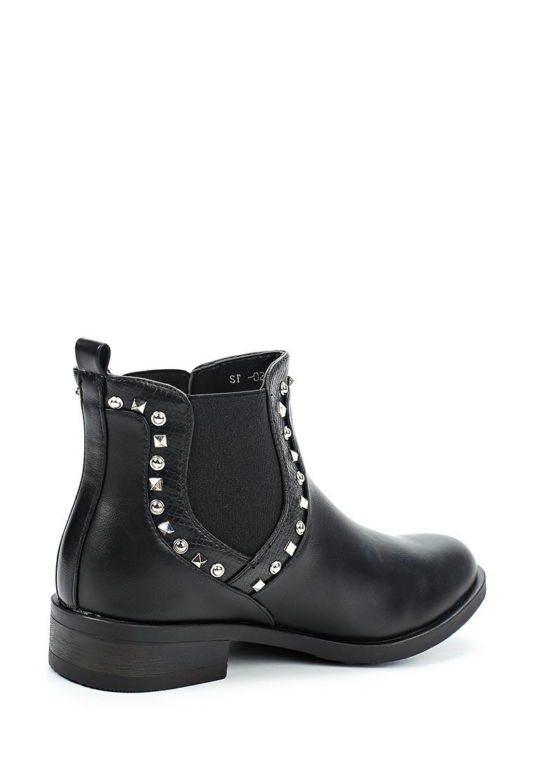 Женские ботинки Style Shoes F57-ST-0205: изображение 2