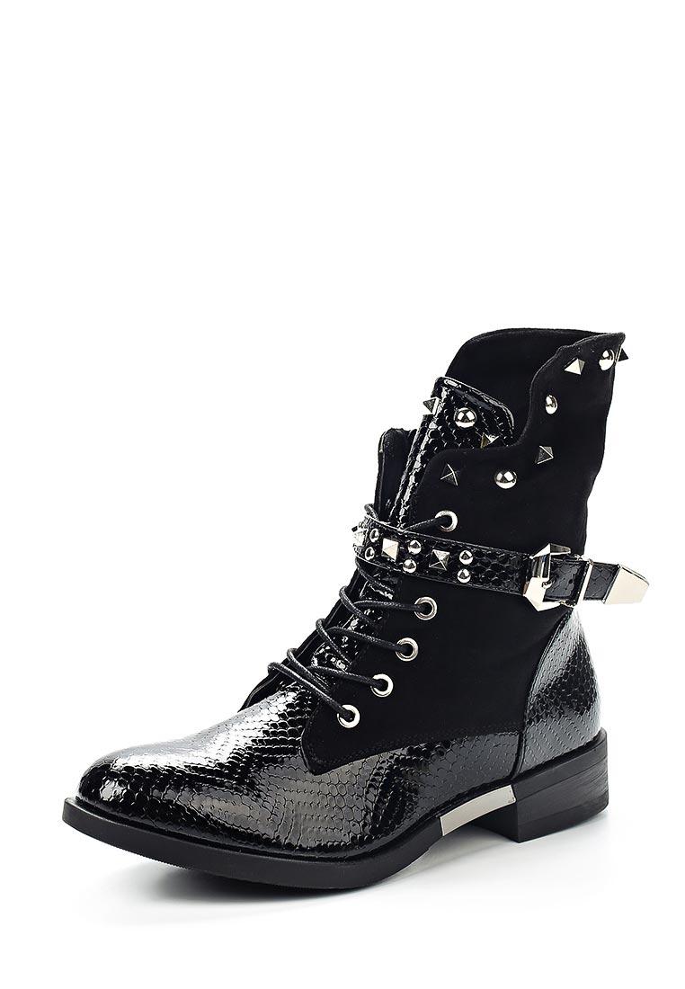 Женские полусапоги Style Shoes F57-ST-0203