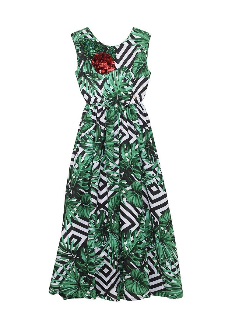 Повседневное платье Stefania Pinyagina 18355-L