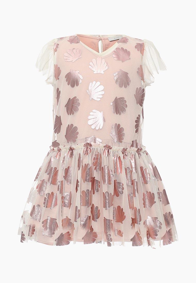 Нарядное платье Stella McCartney Kids 492148SKK33