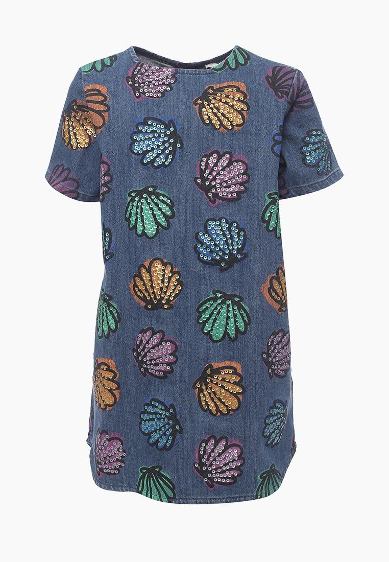 Повседневное платье Stella McCartney Kids 491772SKK54