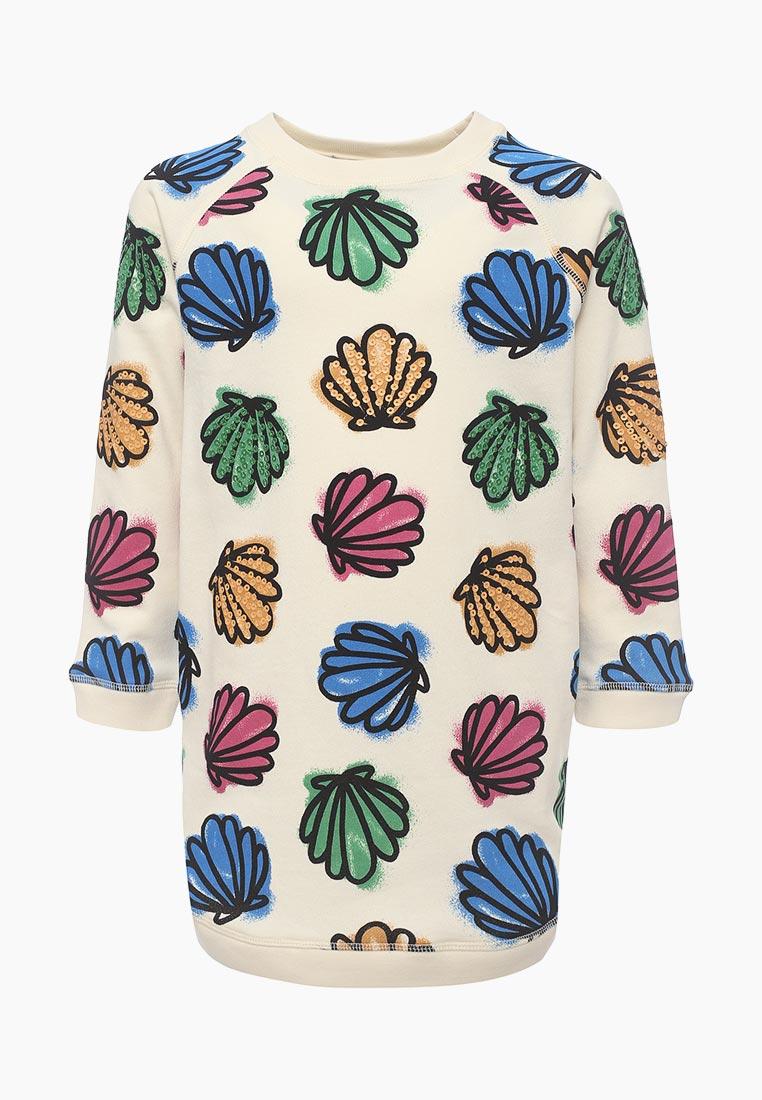 Повседневное платье Stella McCartney Kids 490007SKJA6