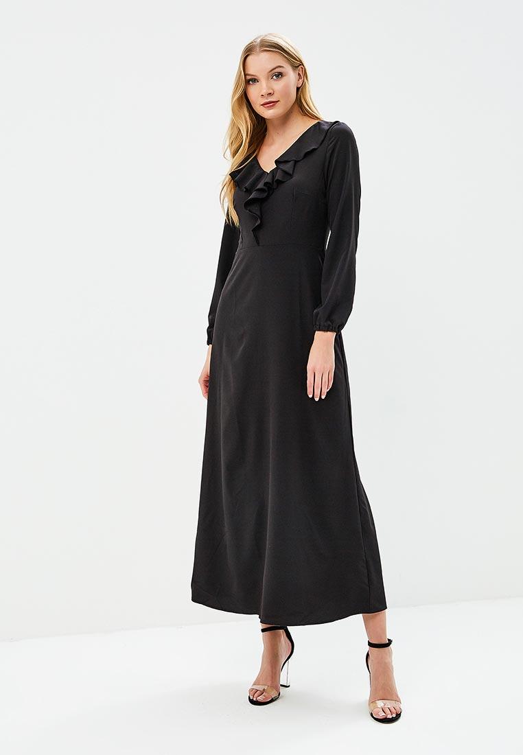 Вечернее / коктейльное платье 1st Somnium Z07_BLACK
