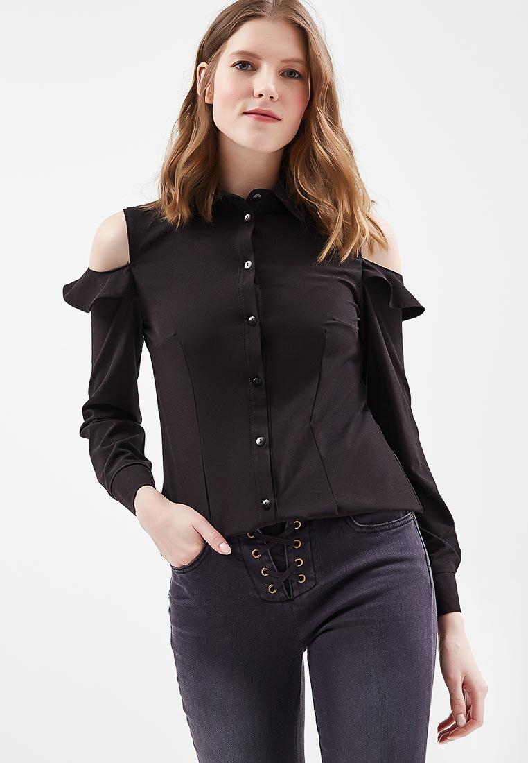 Блуза 1st Somnium Z14_BLACK