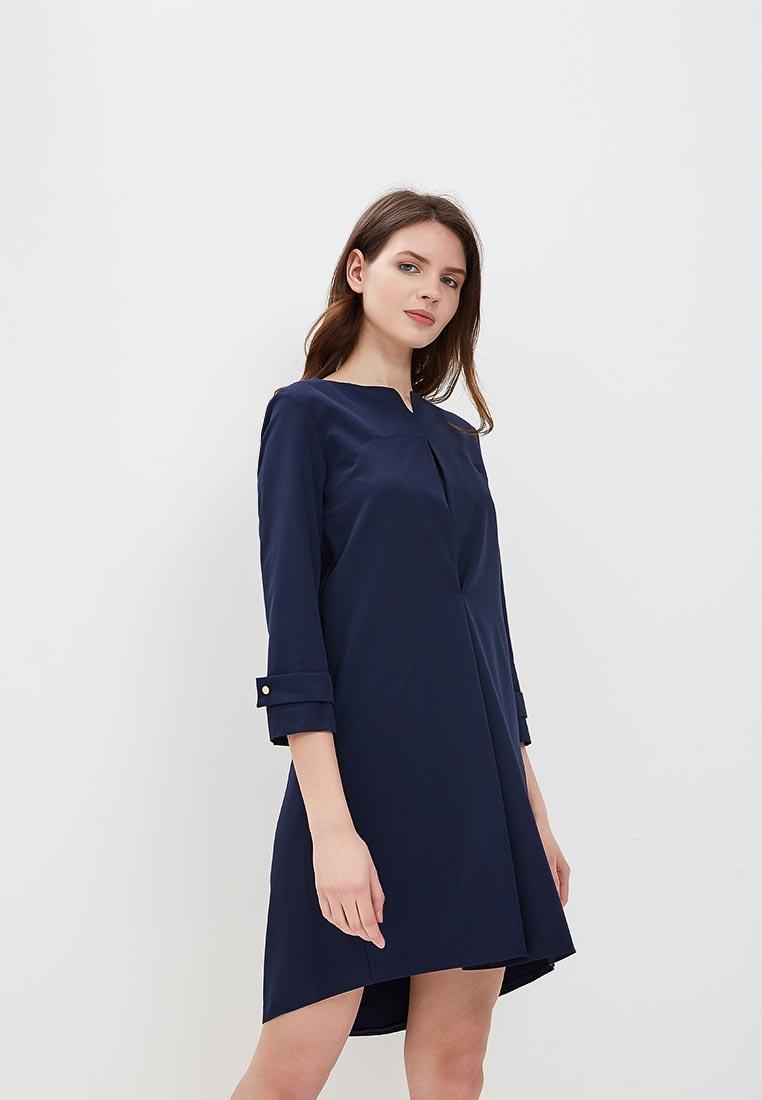 Платье Stylove S011-navy blue