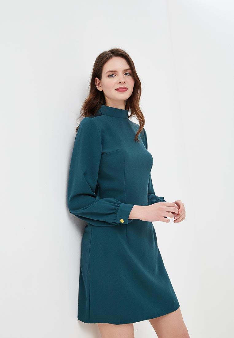 Платье Stylove S031-green