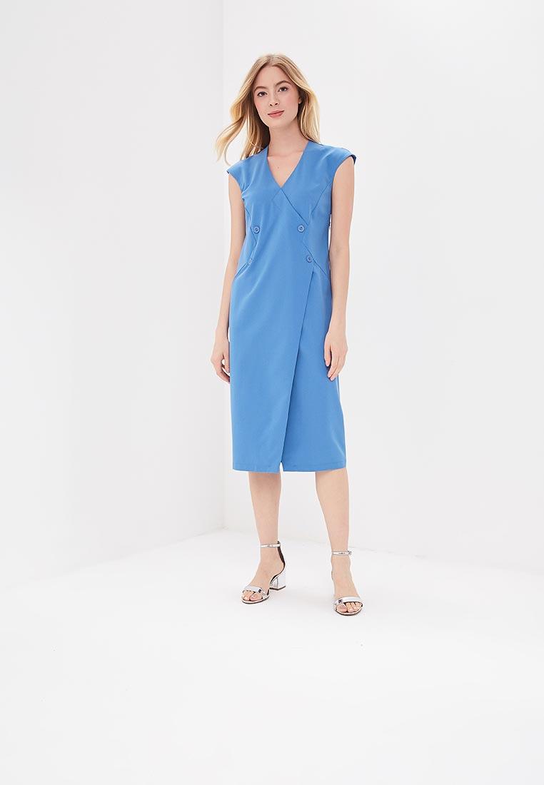 Платье Stylove S068-blue