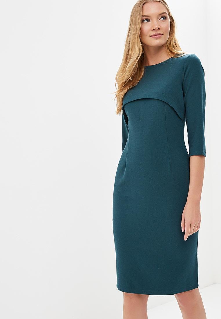 Платье Stylove S075-green