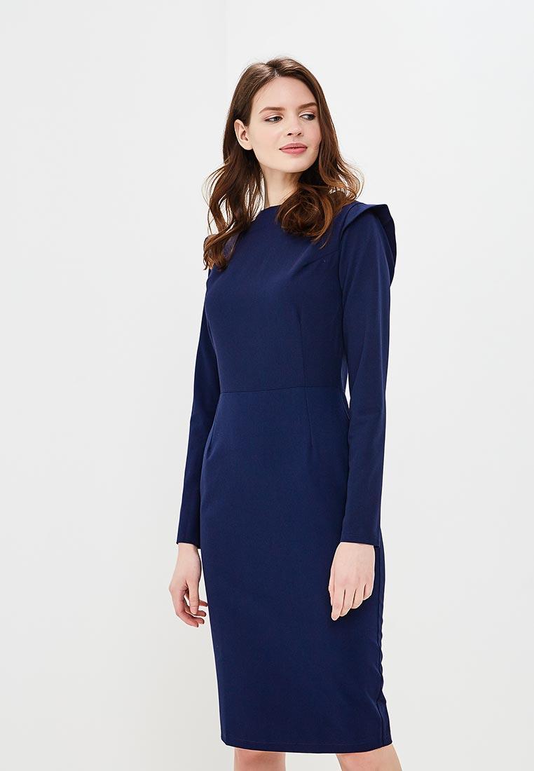 Платье Stylove S078-navy blue