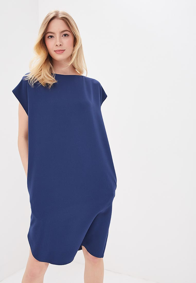 Платье Stylove S098-navy blue