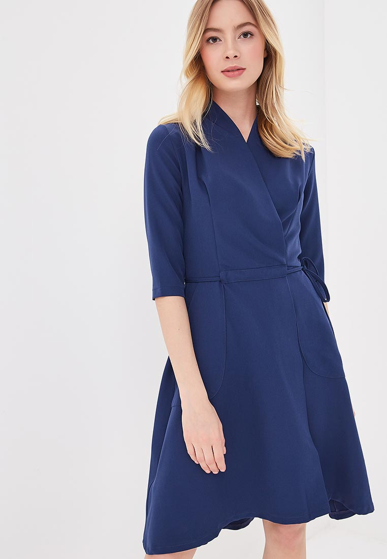 Платье Stylove S099-navy blue