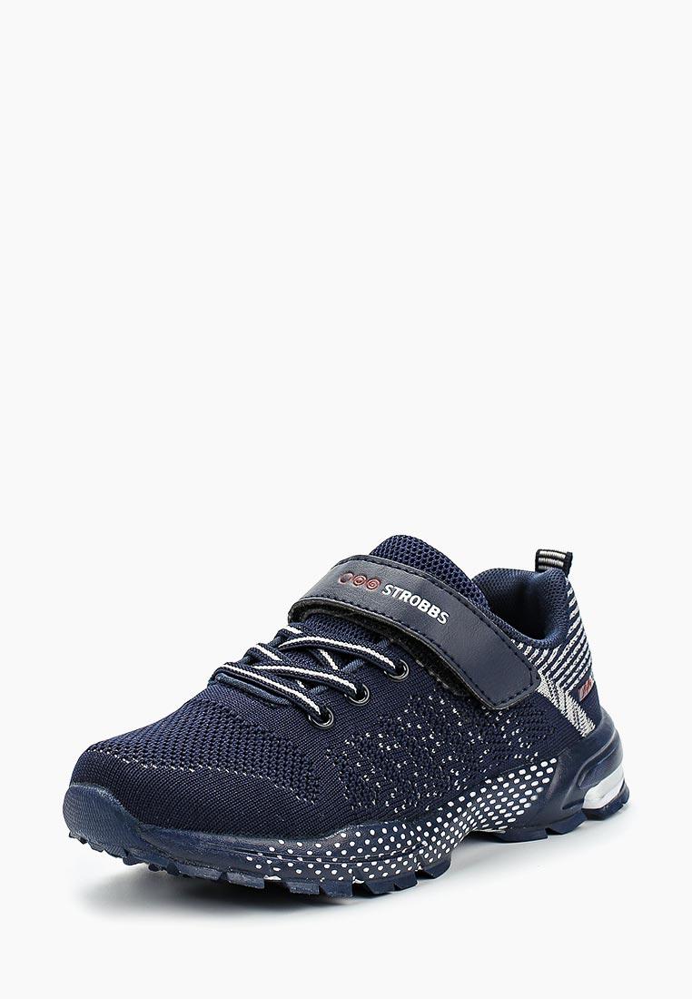 Кроссовки для мальчиков Strobbs N1602-2