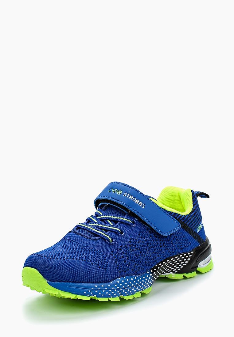 Кроссовки для мальчиков Strobbs N1602-22