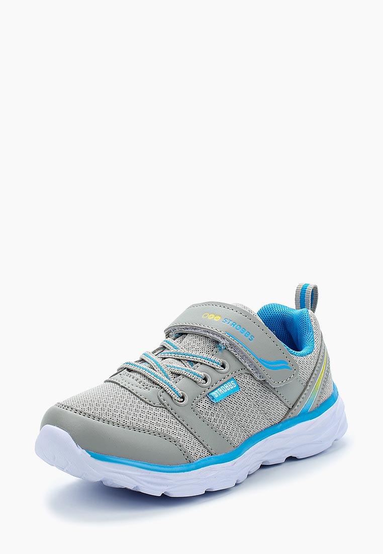 Кроссовки для мальчиков Strobbs N1607-4