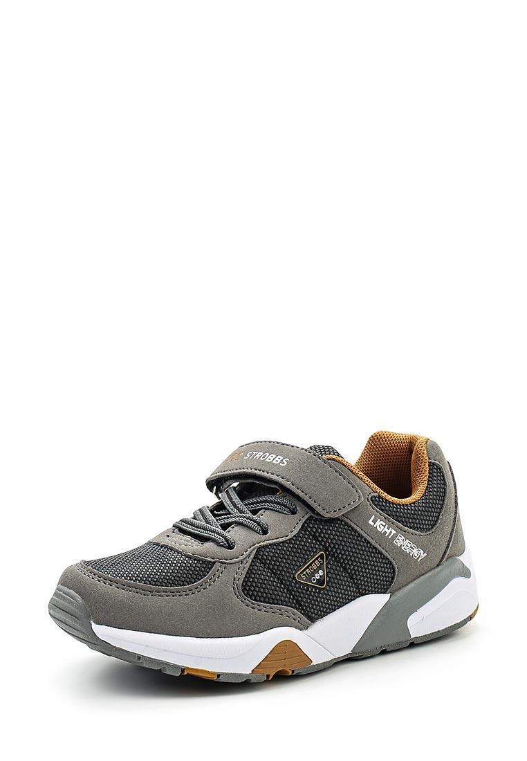 Кроссовки для мальчиков Strobbs N1572-1