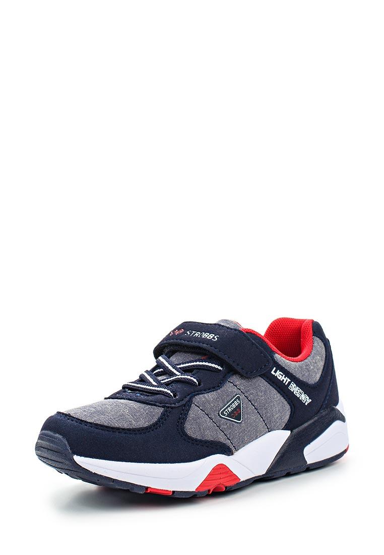 Кроссовки для мальчиков Strobbs N1572-2