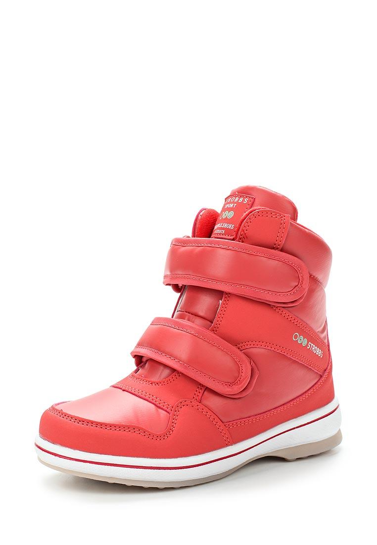 Ботинки для девочек Strobbs N1854-11