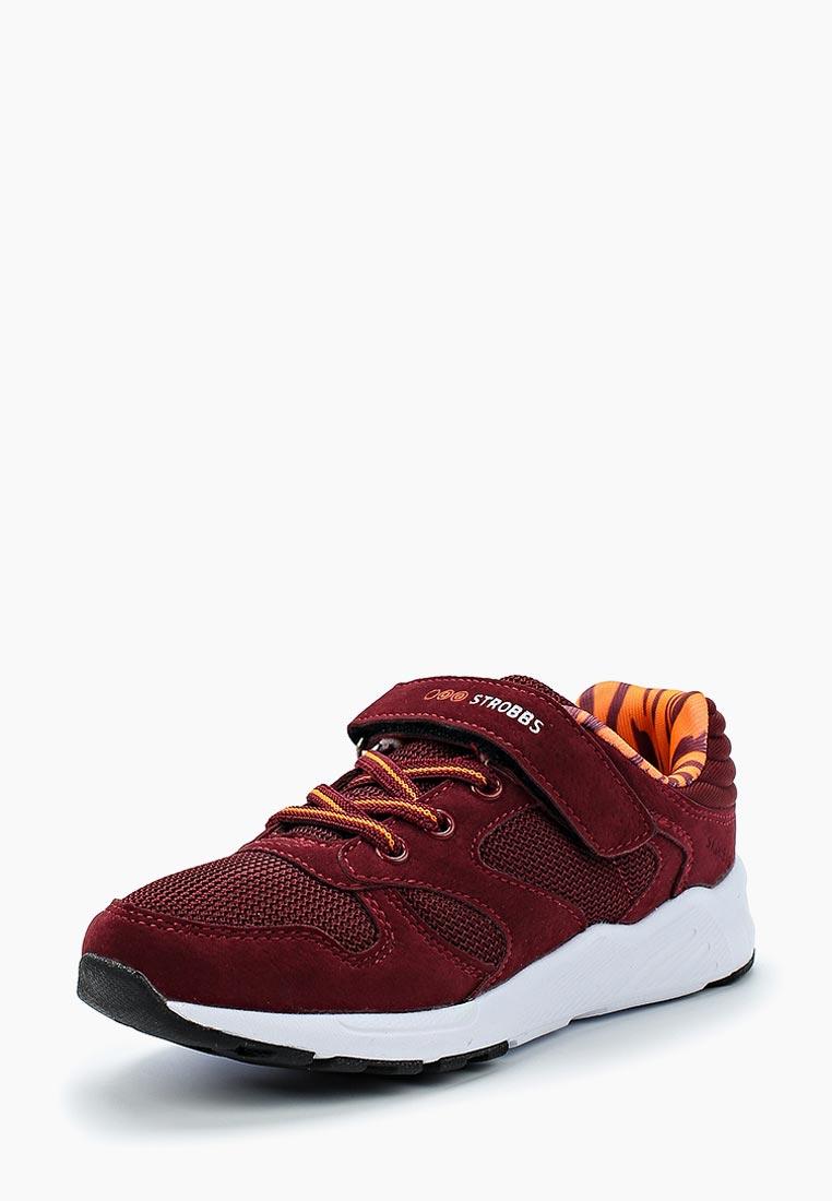 Кроссовки для мальчиков Strobbs N1604-11