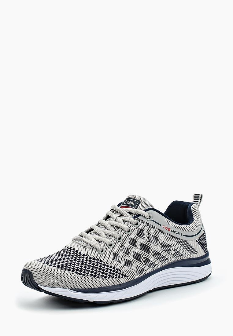 Мужские кроссовки Strobbs C2591-4