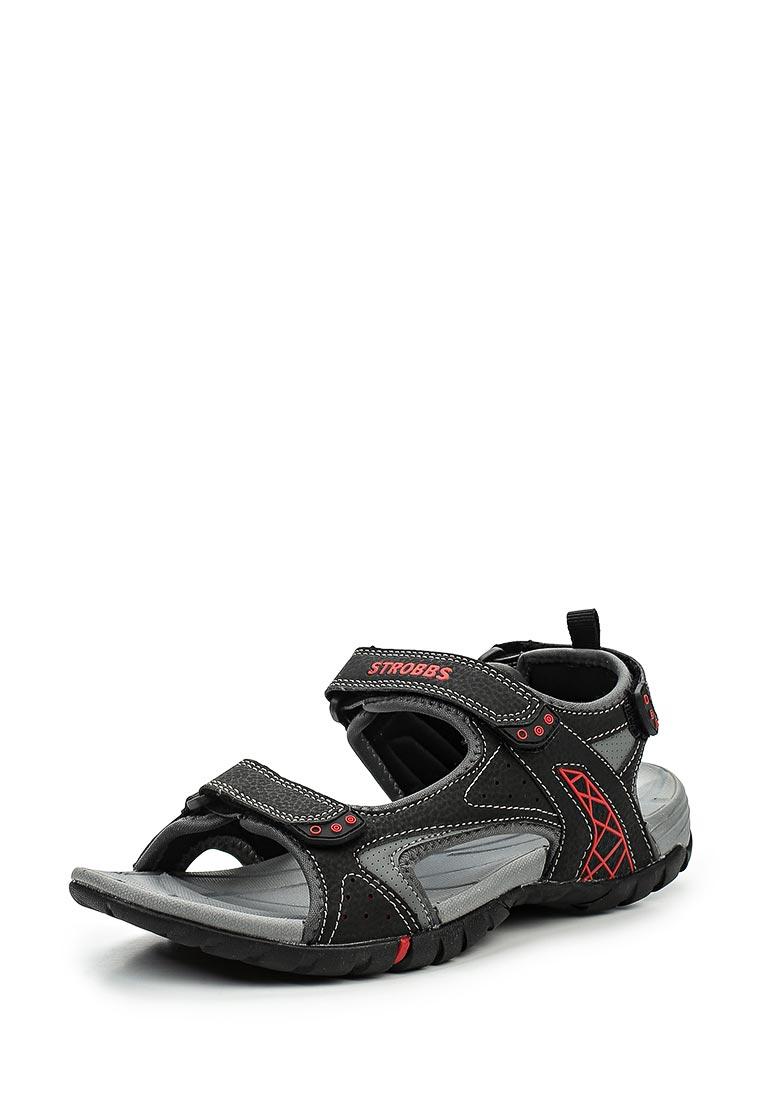 Женские сандалии Strobbs F6554-3