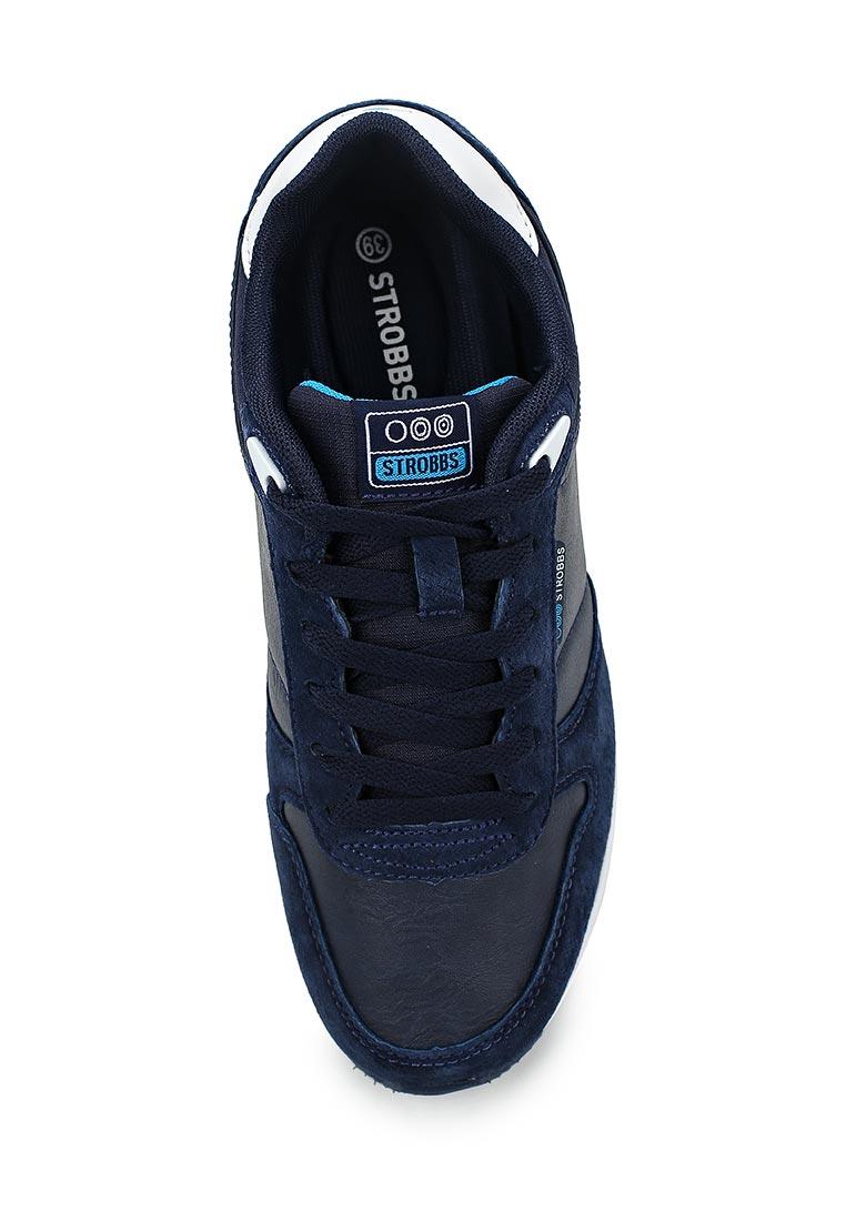 Женские кроссовки Strobbs F6577-2: изображение 4