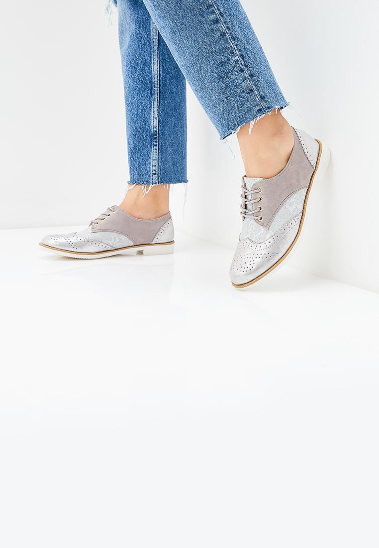 Женские ботинки Super Mode F52-438: изображение 5