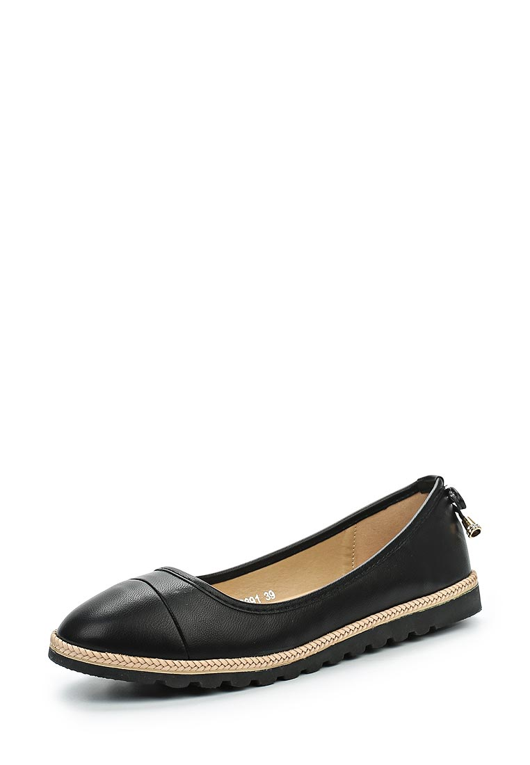 Туфли на плоской подошве Super Mode F52-2891