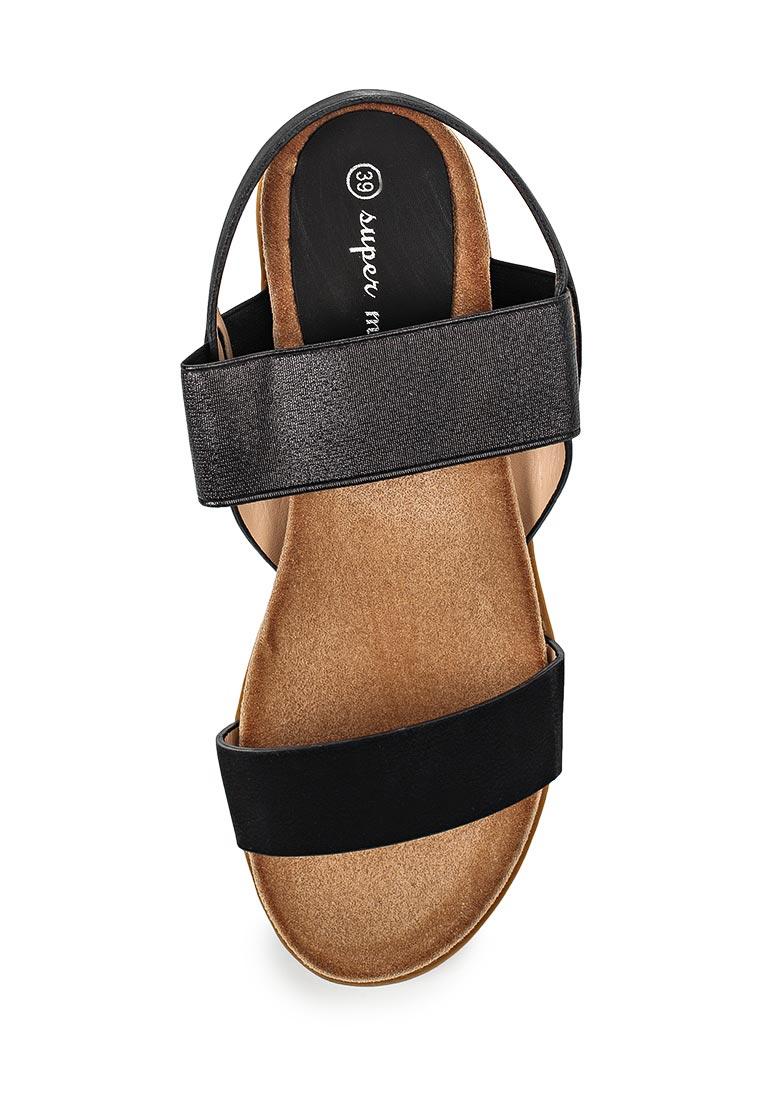Женские сандалии Super Mode F52-2878: изображение 4