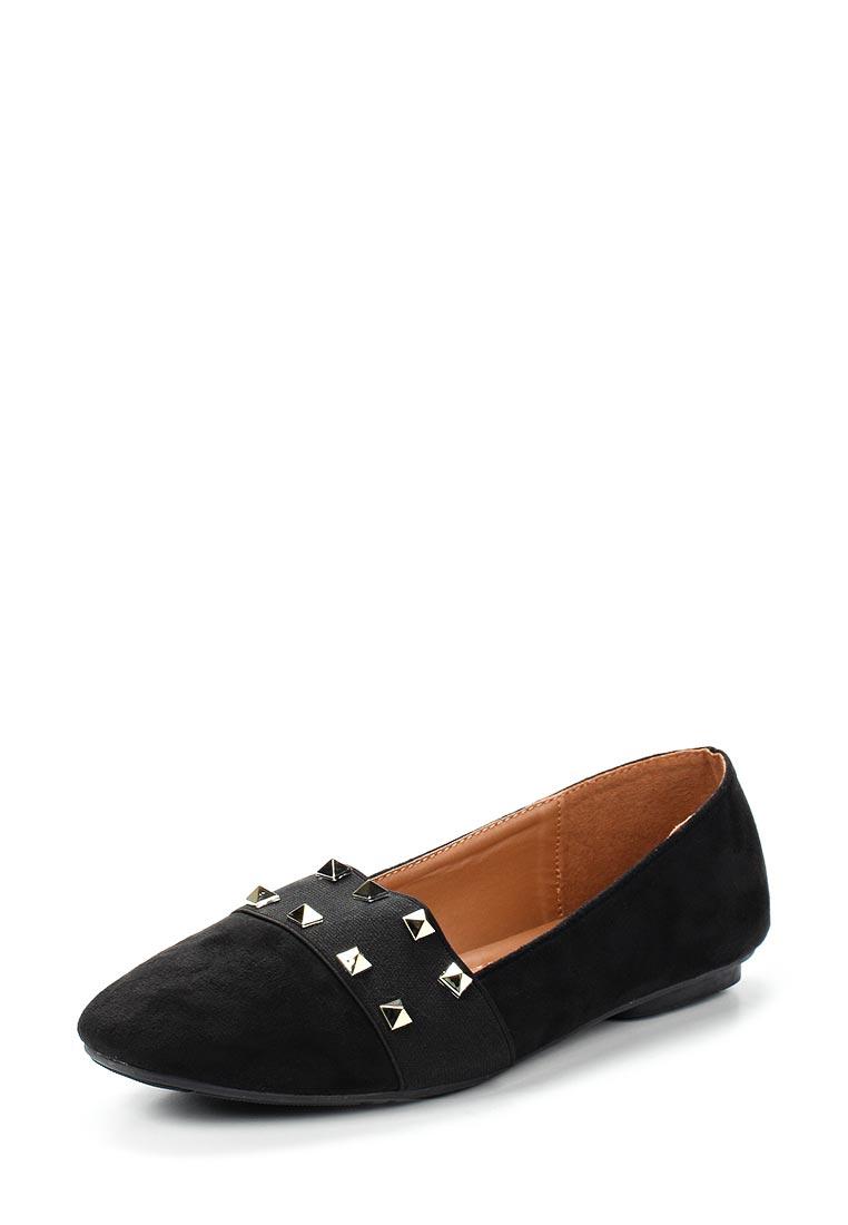 Туфли на плоской подошве Super Mode F52-8629