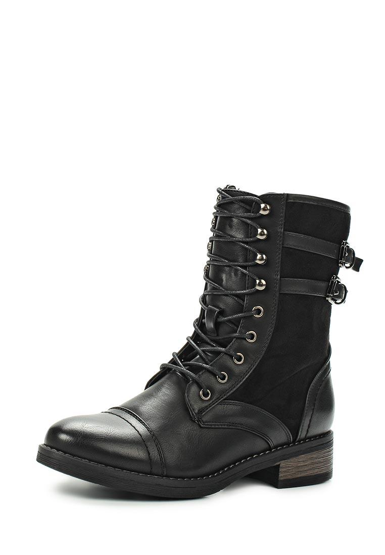 Женские ботинки Super Mode F52-52055