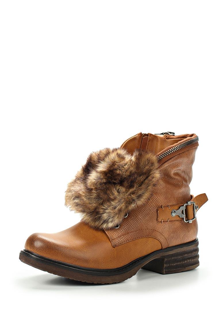 Женские ботинки Super Mode F52-6772
