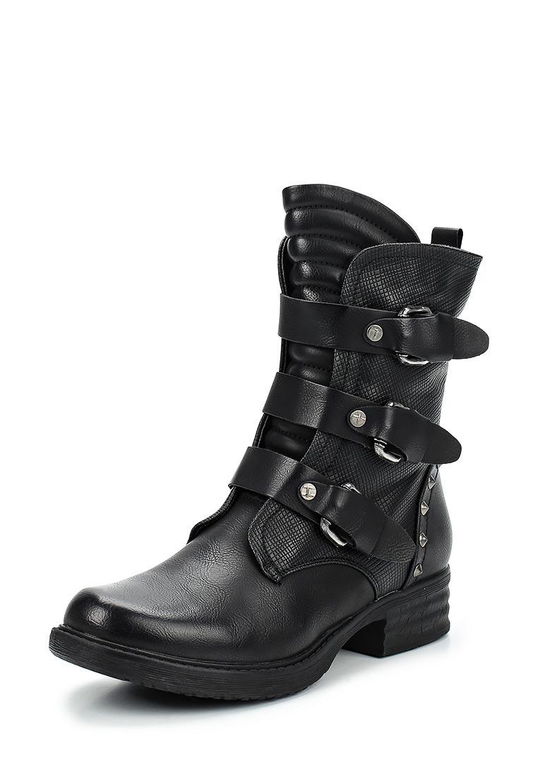 Женские ботинки Super Mode F52-5158