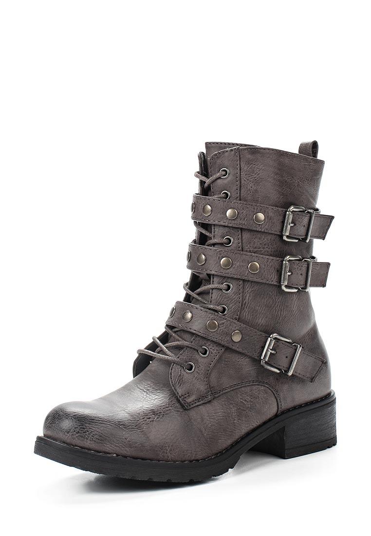 Женские ботинки Super Mode F52-6987