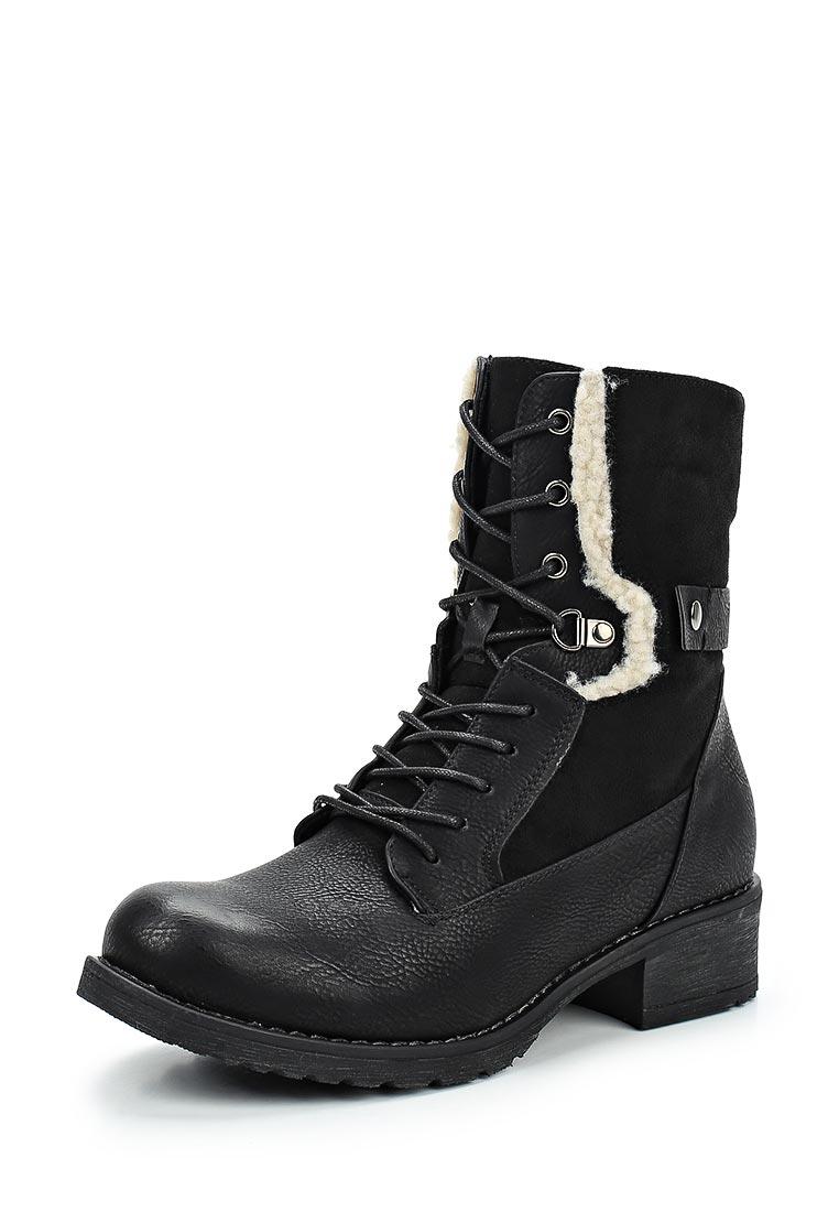 Женские ботинки Super Mode F52-7616
