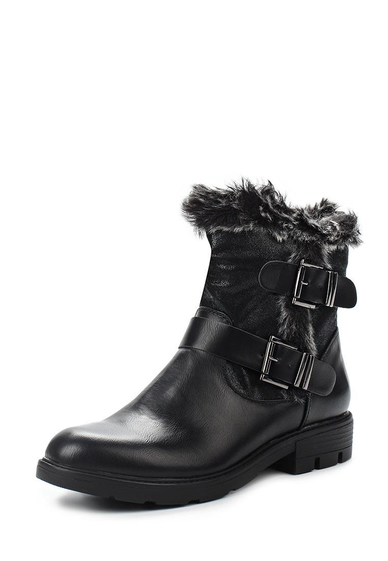 Женские ботинки Super Mode F52-8759