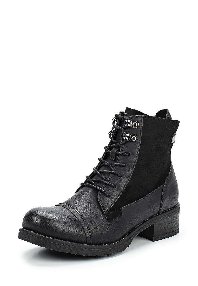 Женские ботинки Super Mode F52-8911