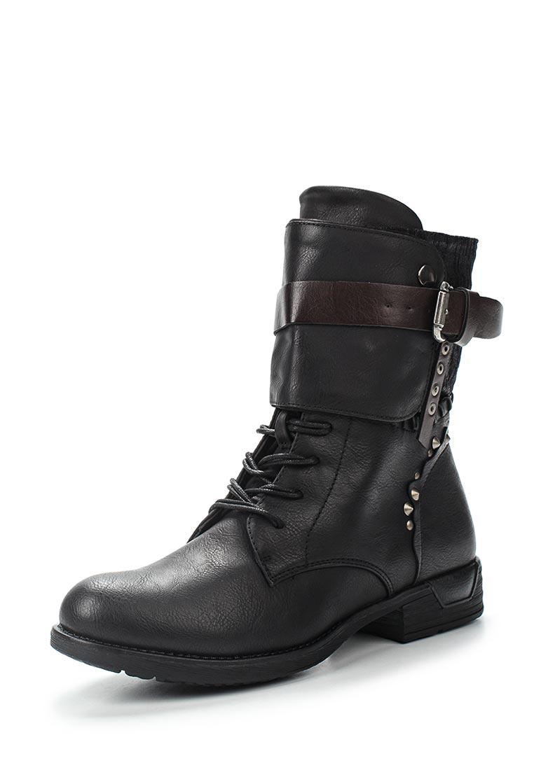Женские ботинки Super Mode F52-1901