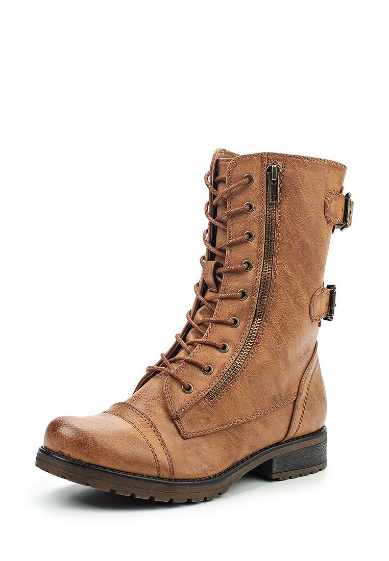Женские ботинки Super Mode F52-3360