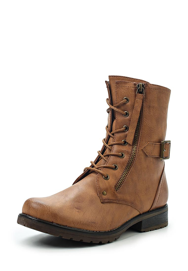 Женские ботинки Super Mode F52-5442
