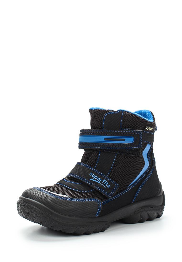 Ботинки для мальчиков Superfit 1-00030-02
