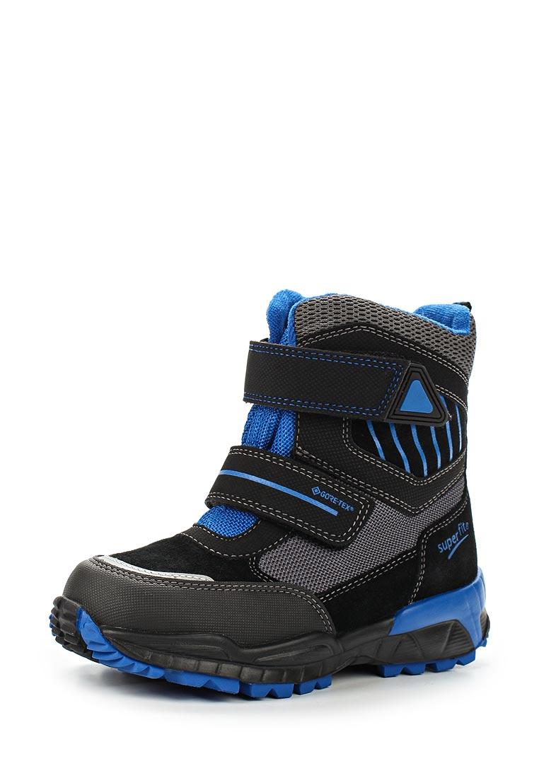 Ботинки для мальчиков Superfit 1-00162-02
