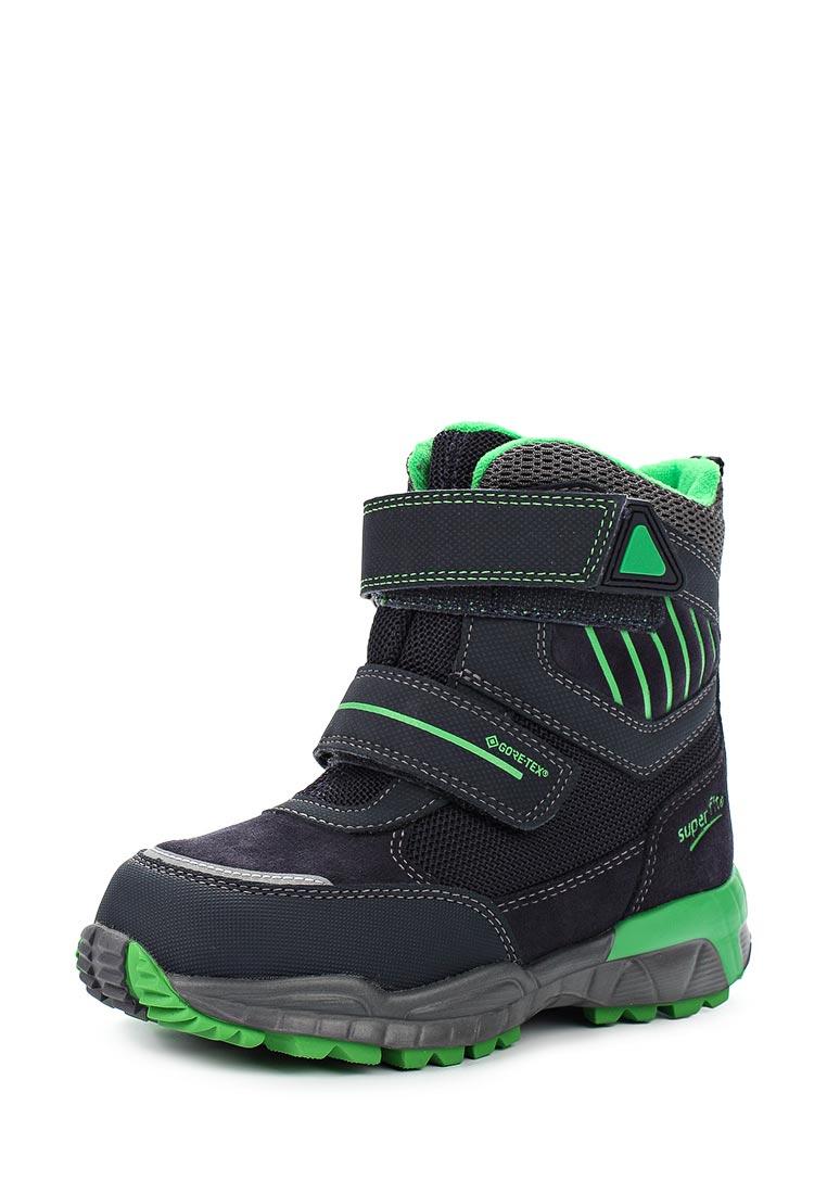 Ботинки для мальчиков Superfit 1-00162-81