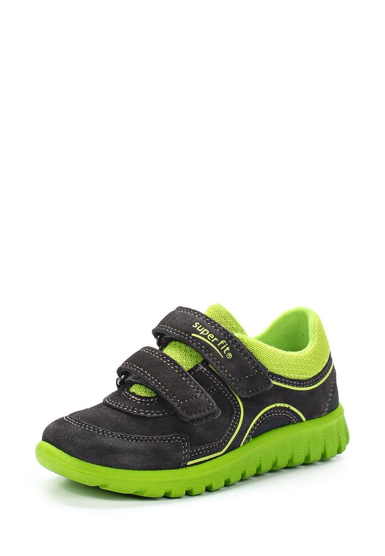 Кроссовки для мальчиков Superfit 1-00192-48