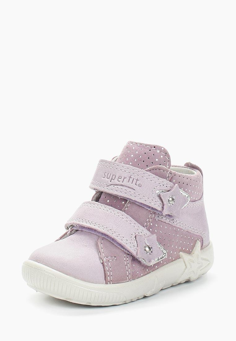 Ботинки для девочек Superfit 2-00437-77