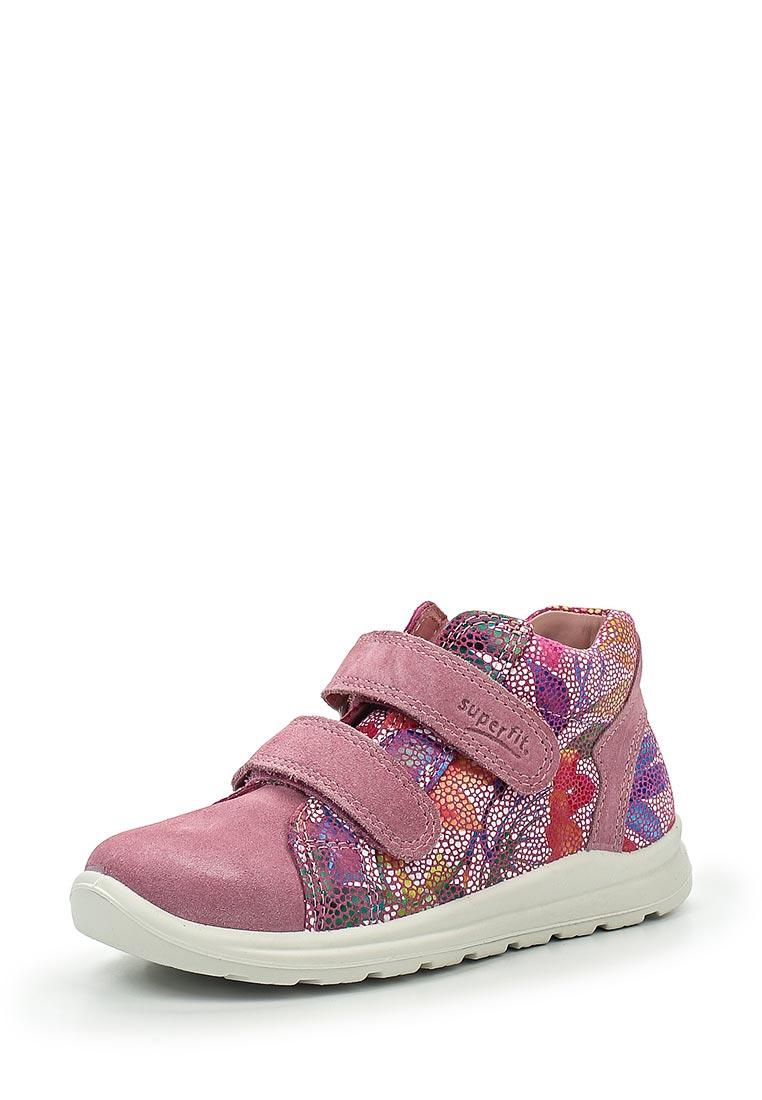 Ботинки для девочек Superfit 0-00327-67