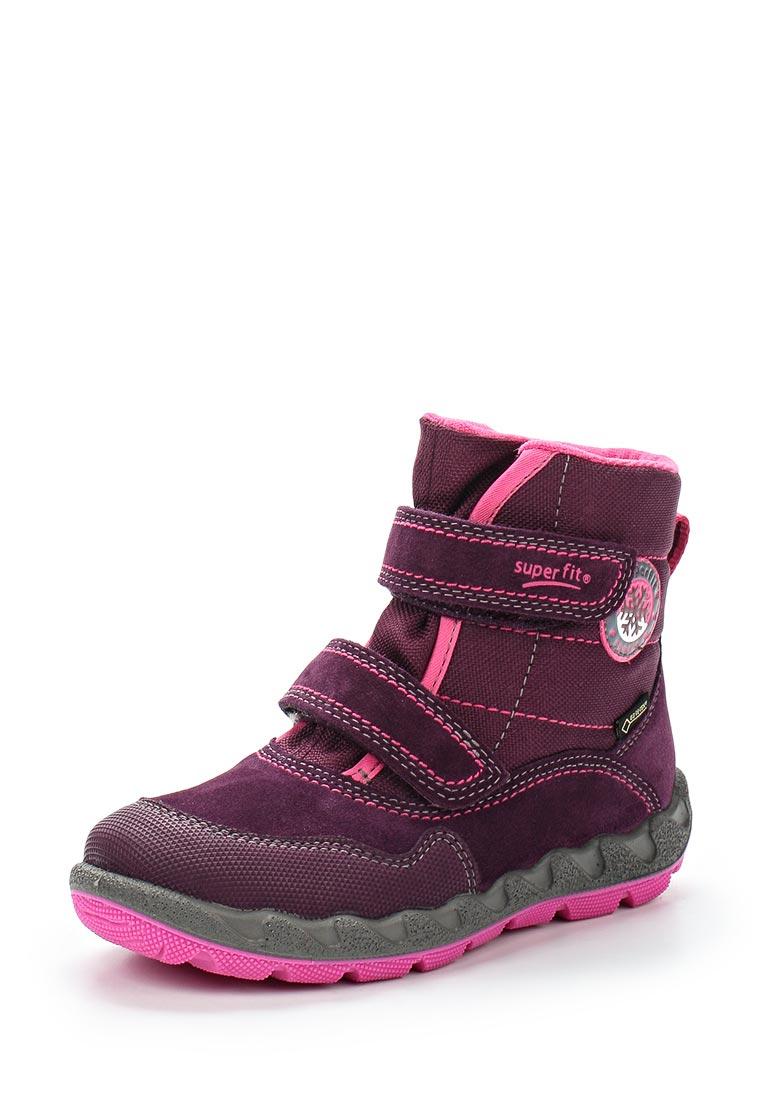 Ботинки для девочек Superfit 1-00013-41