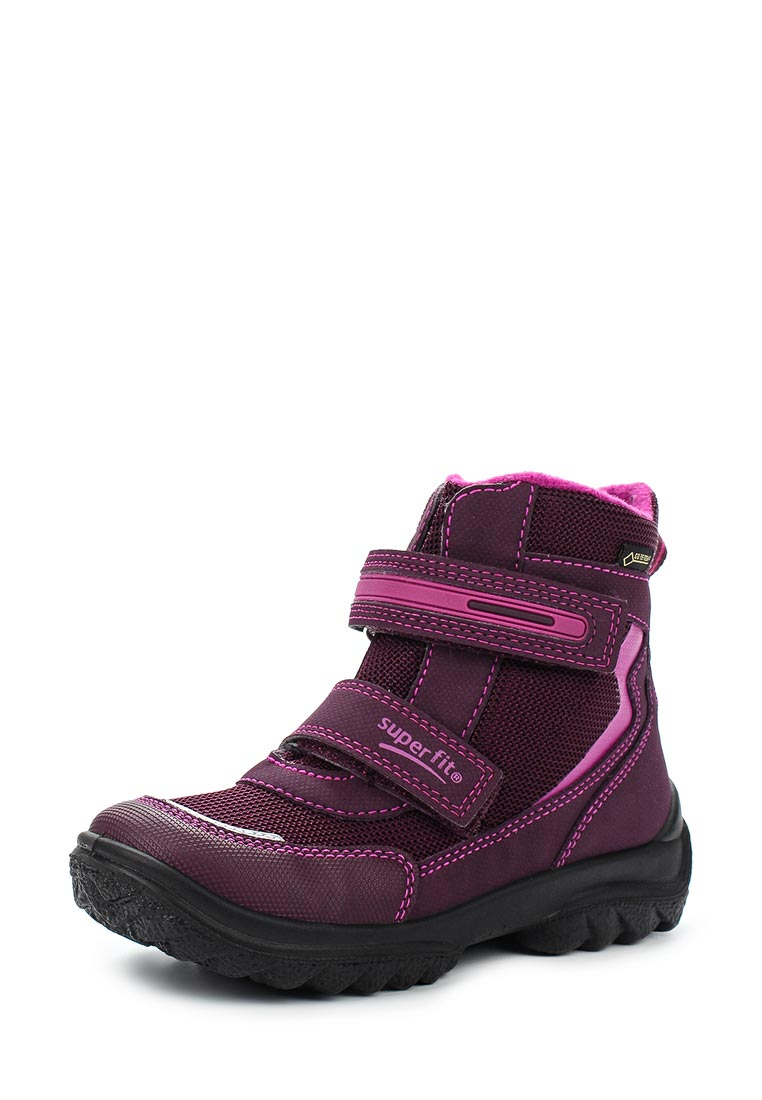Ботинки для девочек Superfit 1-00030-41