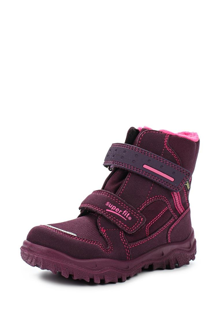 Ботинки для девочек Superfit 1-00044-41