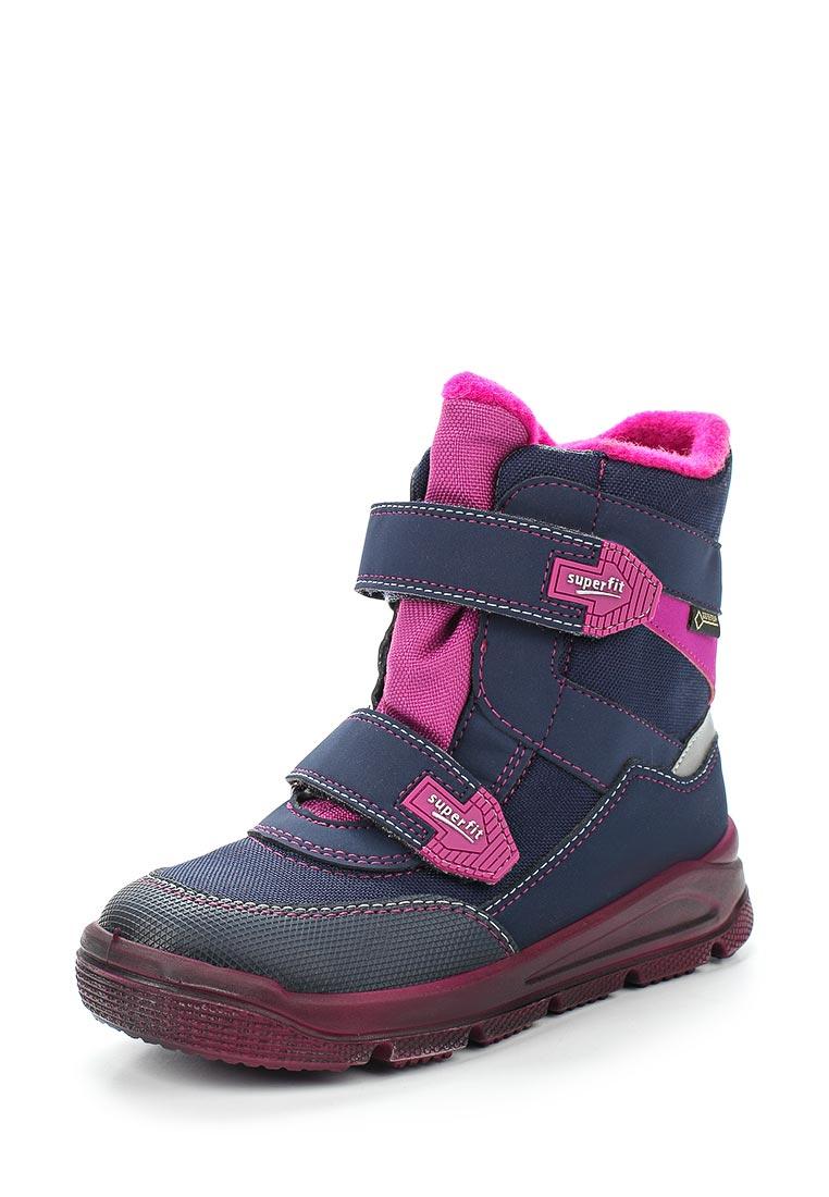 Ботинки для девочек Superfit 1-00077-81